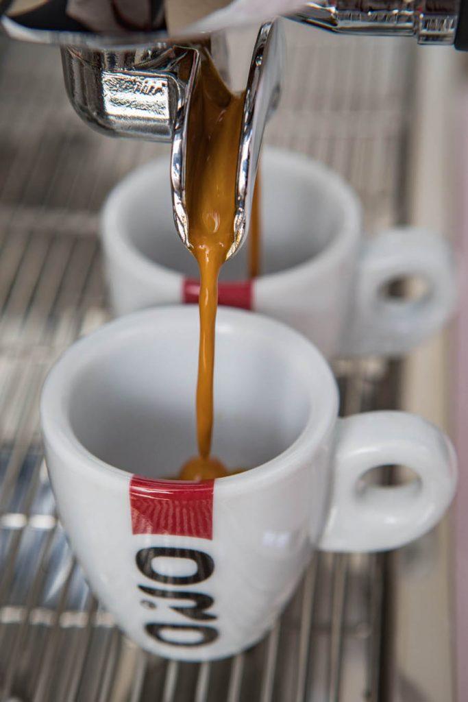 pražiareň kávy vo Zvolene, Caffé ORO