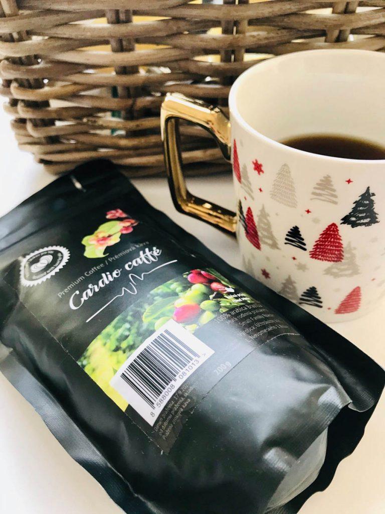 pražiareň kávy v Košiciach Cardio Caffé