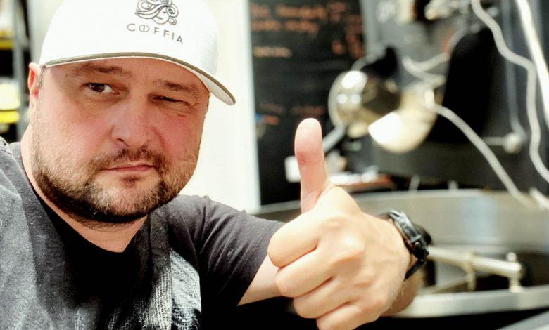Michal Maliarik, pražiareň kávy Coffia