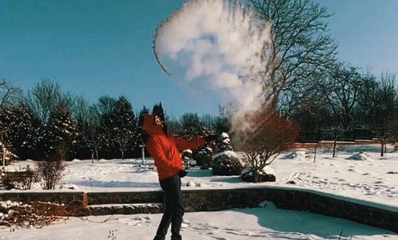 Mpemba efekt - horúca voda v zime