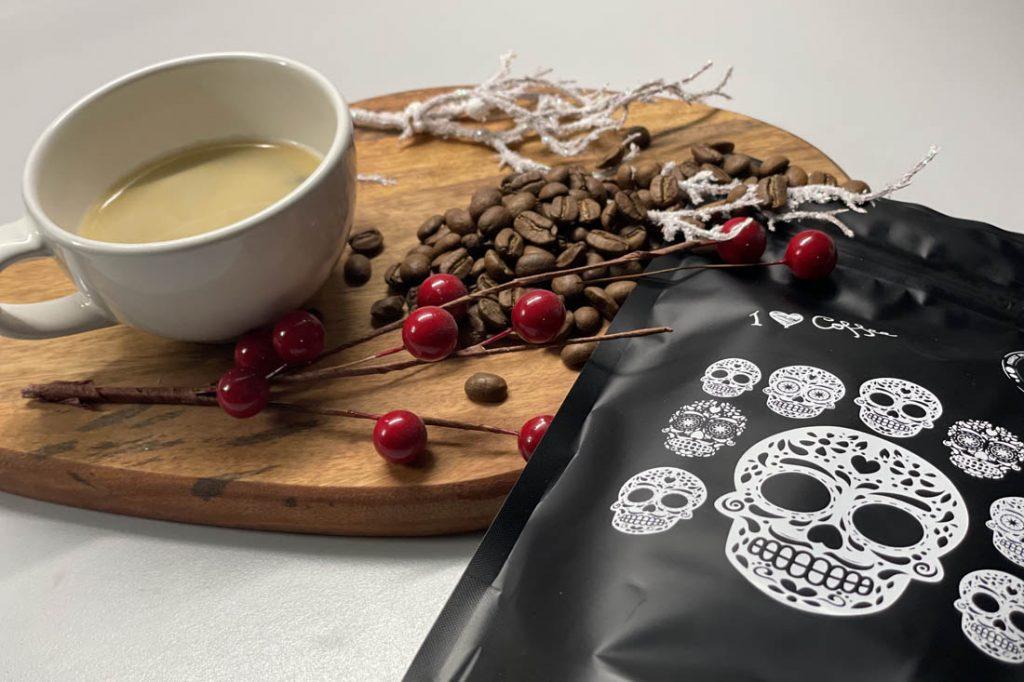 pražiareň kávy Los Muertos Coffee