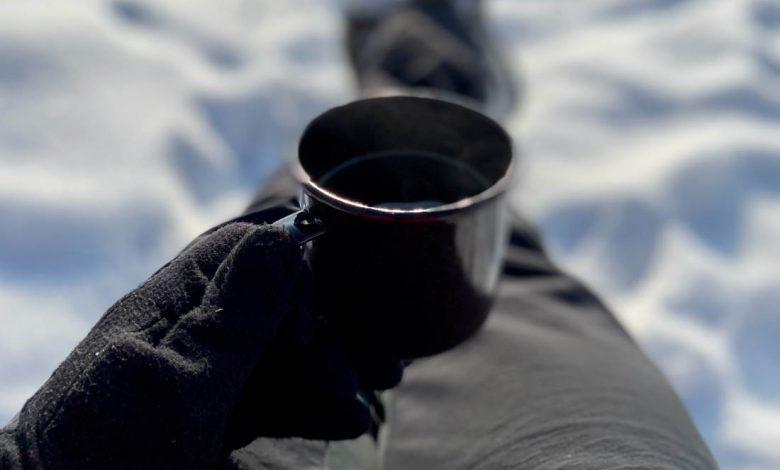 káva, stres, napätie