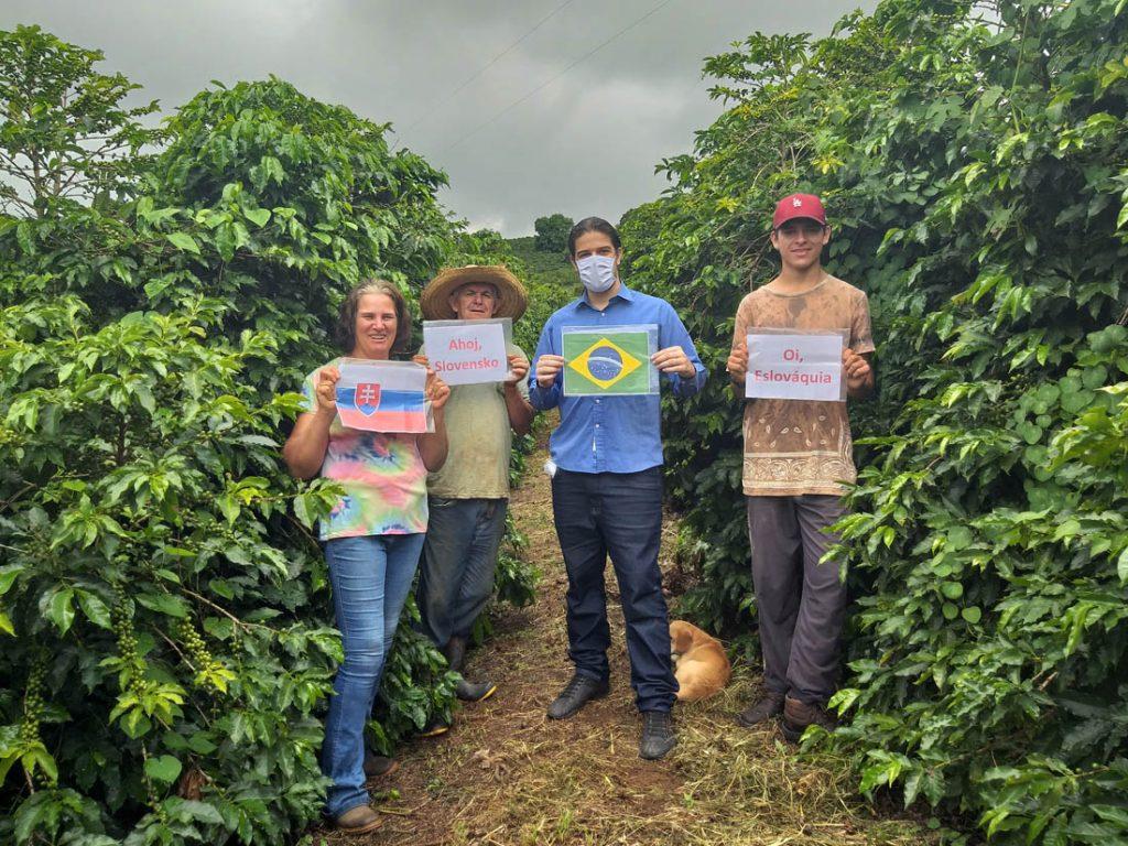 KAVAZ BRAZIL, káva z Brazílie