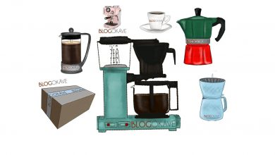 Photo of Nové kávové GIFy: Blog o káve a vesmirnicky osviežili sociálne siete