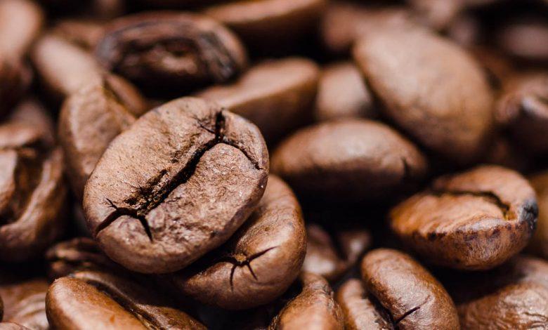 stupeň praženia kávy