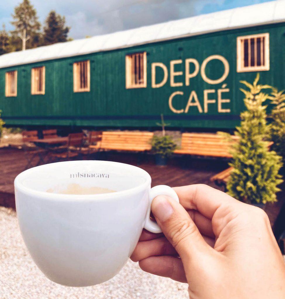 Depo Café Telgárt - Mlsnacava
