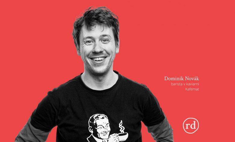 podcast o káve s Dominikom Novákom