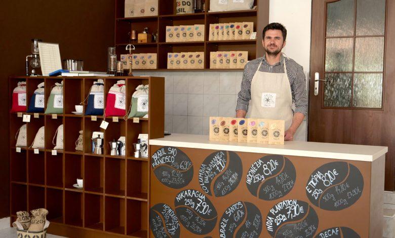 Frišná káva - pražiareň kávy v Detve