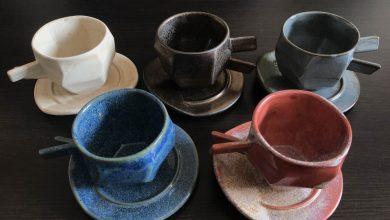 Photo of Kreatívne šálky na kávu: Slovenská úžitková keramika, z ktorej padá sánka