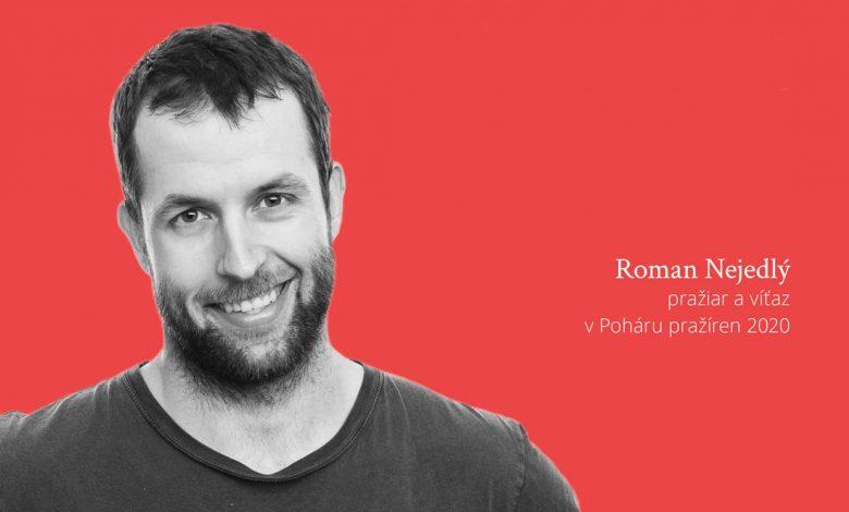 roast different Roman Nejedlý