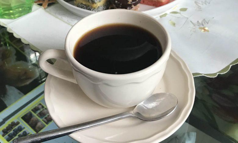intolerancia na kofeín