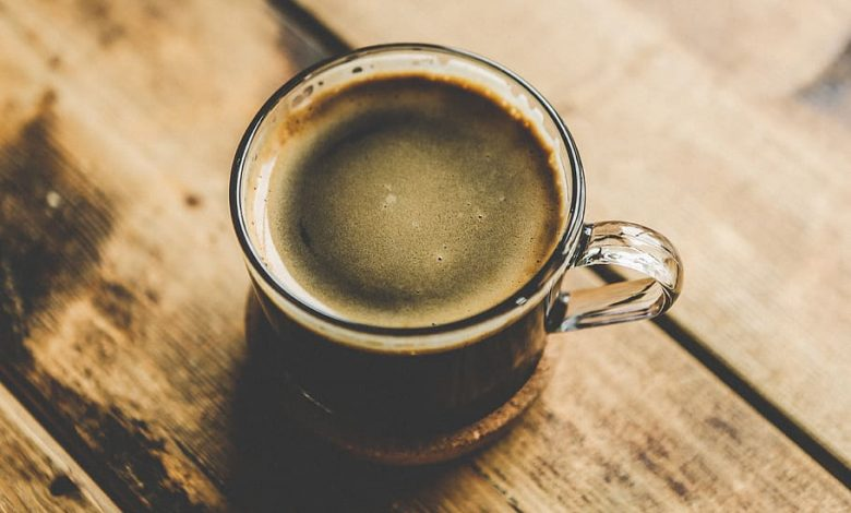 predávkovanie kofeínom