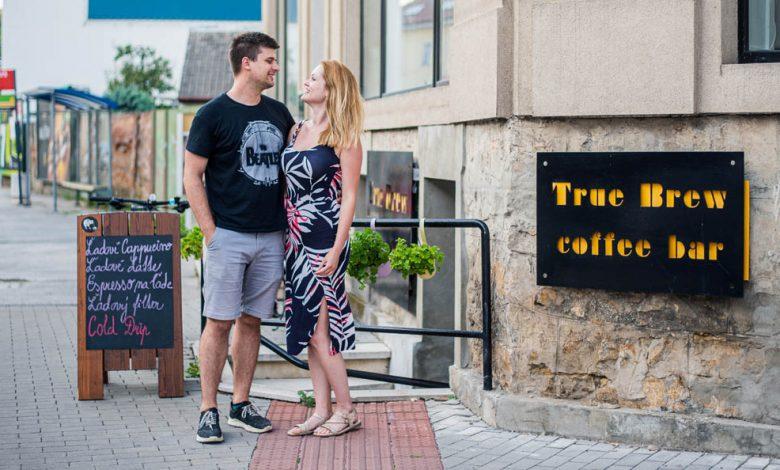 True Brew coffee bar, výberová káva v Trenčíne