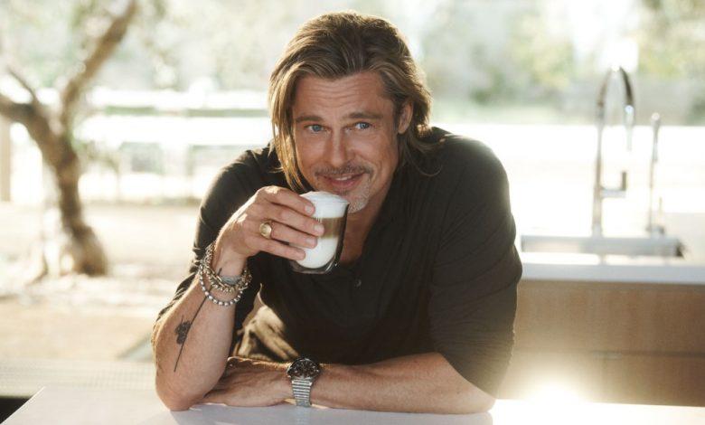 Brad Pitt a De'Longhi