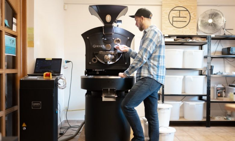 Triple Five Coffee - Martin Beniak