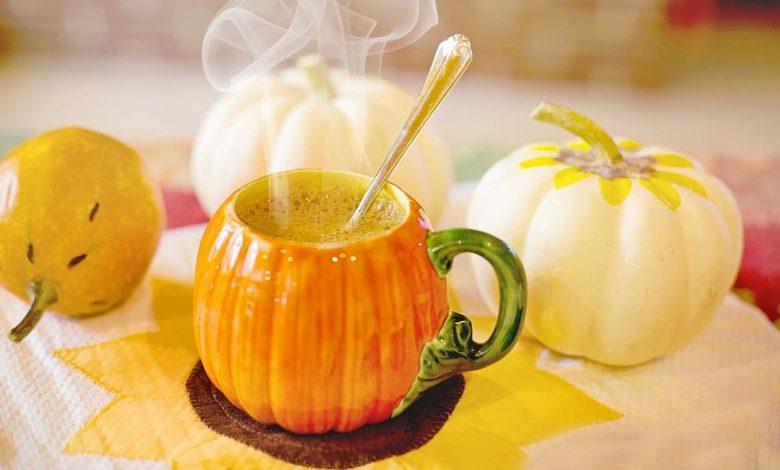 Pumpkin Spice Latté