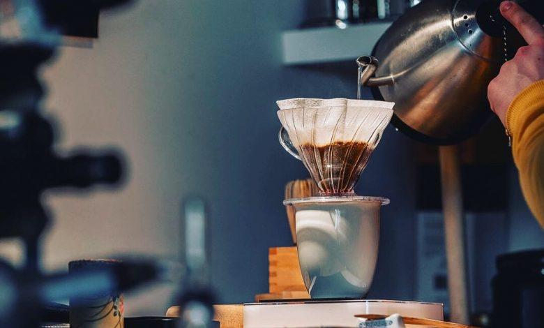 kávová kultúra v Anglicku