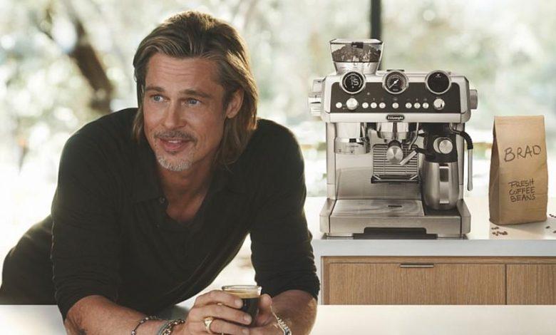 reklama De'Longhi s Bradom Pittom