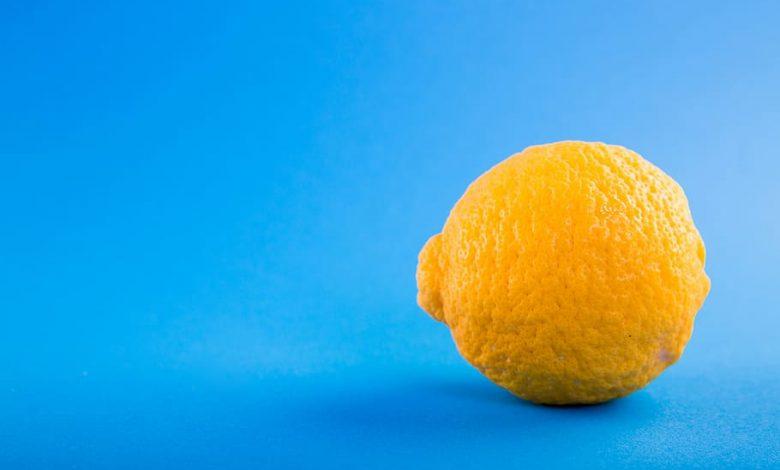 citrón, káva a chudnutie