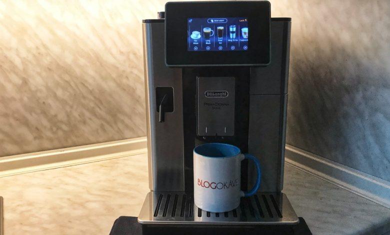 automatický kávovar De'Longhi PrimaDonna Soul ECAM